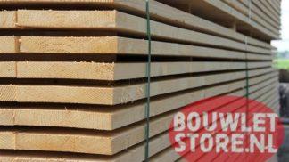 Vuren planken / steigerhout